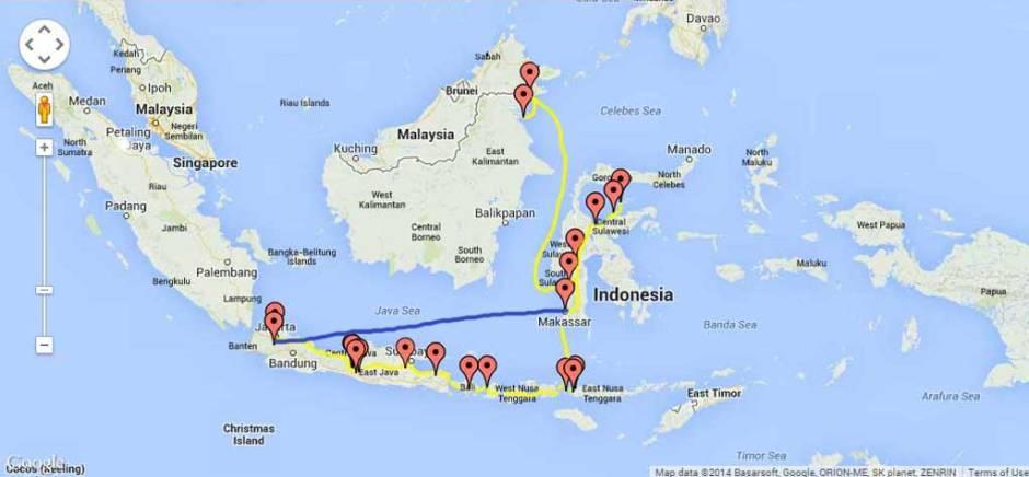 RUTA-INDONESIA