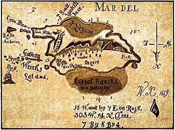 Skeleton Map